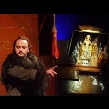 Predstavenie Opery SND, Giacomo Puccini: Turandot