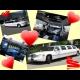 Hodinová jazda luxusnou limuzínou
